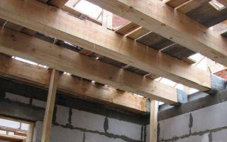 Советы по выбору и обзор лучших чердачных перекрытий по деревянным балкам