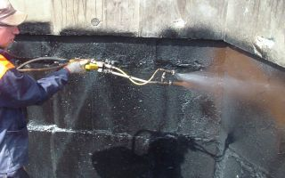 Жидкая резина для гидроизоляции: преимущества материала