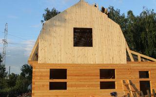Как правильно произвести расчет вальмовой крыши и уменьшить потери материала