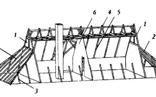 Как построить стропильную систему полувальмовой крыши: датский и голландский вариант