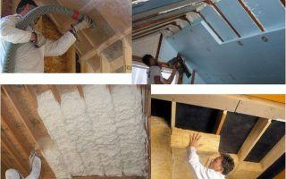Обзор материалов для утепления крыши балкона и советы по монтажу своими руками