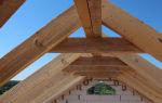 Обзор технологии сращивания стропил в районе конька для всех видов крыш своими руками