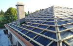 Технология сооружения и устройство четырехскатной крыши из металлочерепицы