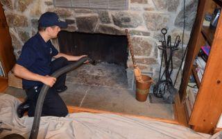 Как почистить дымоход народными и современными средствами