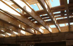 Деревянные двутавровые балки перекрытия: сборка конструкции своими руками