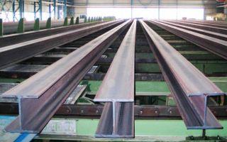 Расчет, технология изготовления и монтаж сварных двутавровых балок
