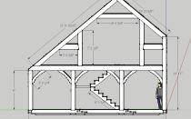 Двускатная крыша с разными скатами: плюсы и минусы технологии