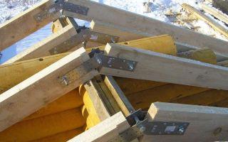Как выбрать стропила: выбор материала по виду древесины